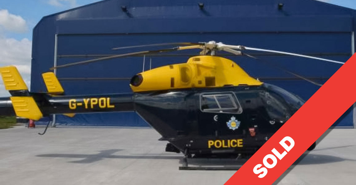 multiflight Utility Police Equipped MD 902 GYPOL SOLD