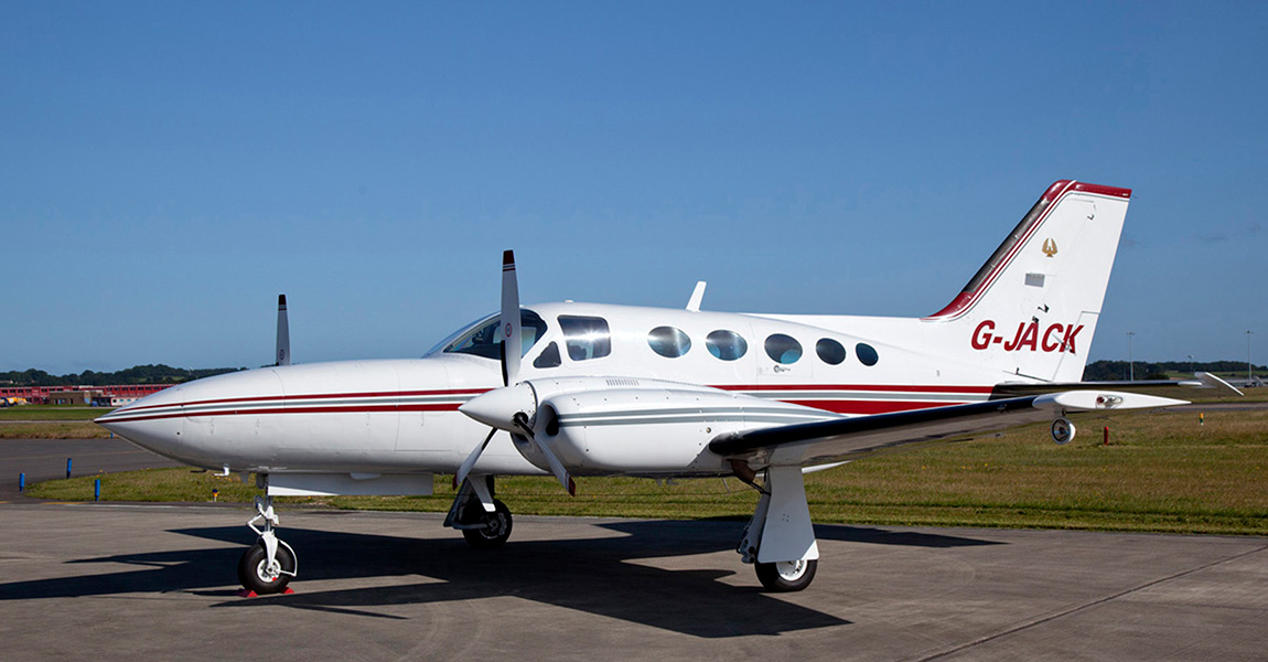 1984 Cessna Golden Eagle 421 aircraft for sale Multiflight