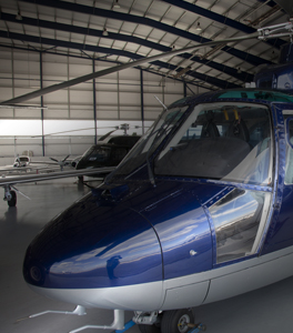 Multiflight Services Aircraft Hangarage Helicopter