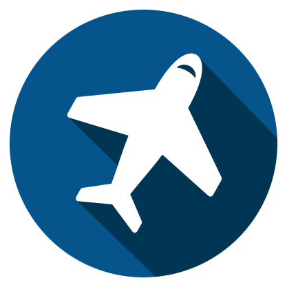 Multiflight Plane Icon