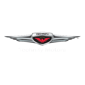 Technify Motors Logo White