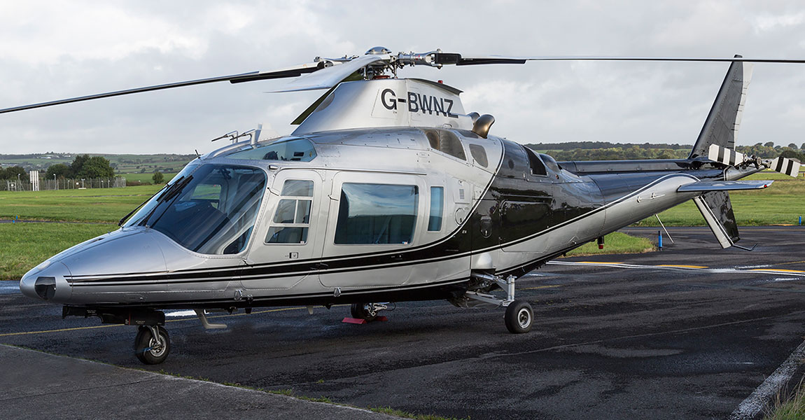 1996 AGUSTA 109C helicopter for sale Multiflight