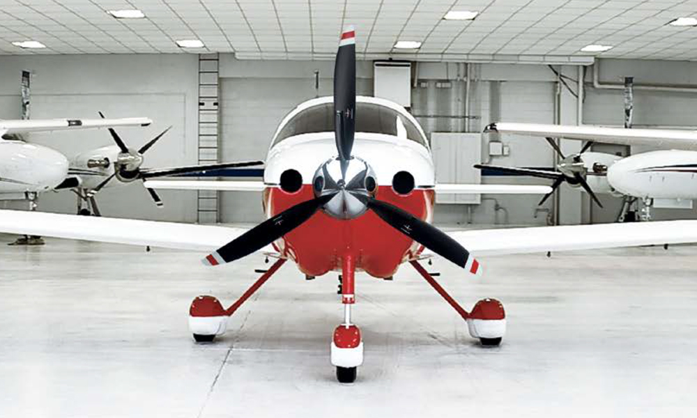 Multiflight Cessna Servicing Workshop