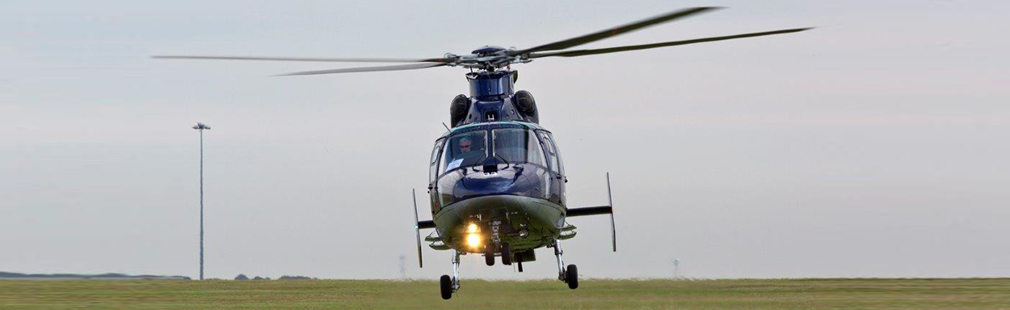 Multiflight Charter helicopter header image