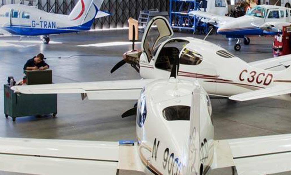Multiflight Cirrus Servicing Workshop