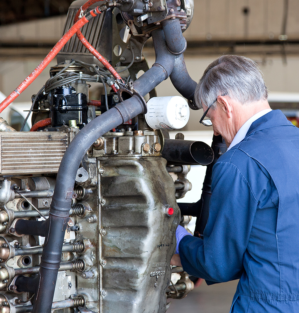 Multiflight Piston Engine Engineer