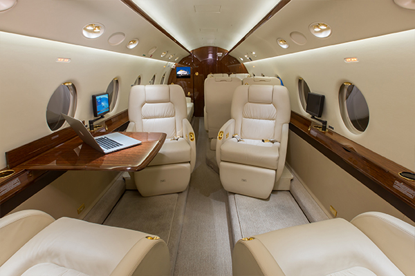Multiflight-Services-Charter-Jet-G200-Seats