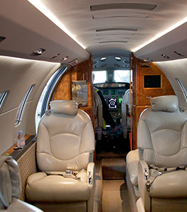 Multiflight-Services-Citation-EXCEL-Cockpit