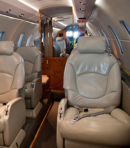 Multiflight-Services-Citation-EXCEL-Seat