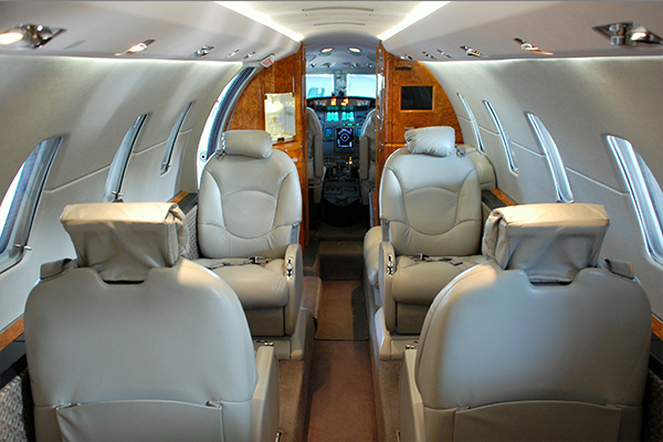 Multiflight-Services-Citation-EXCEL-Seats