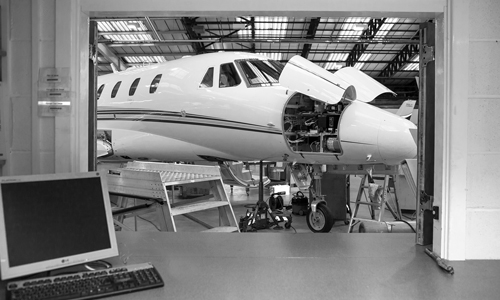 Multiflight Services jet Maintenance