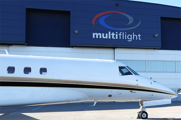 Multiflight private charter
