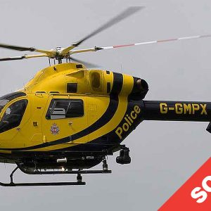 multiflight Utility Police Equipped MD 902 SOLD