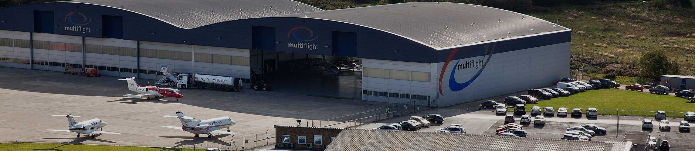 Multiflight Aircraft Hanger
