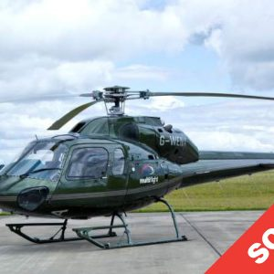 Multiflight as355 f2 twin squirrel SOLD