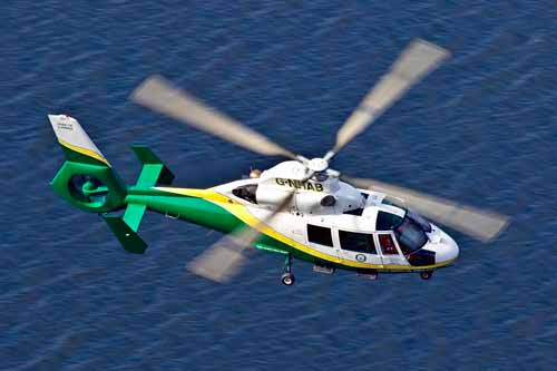 MULTIFLIGHT DONATES VIP HELICOPTER FLIGHT AS AUCTION PRIZE