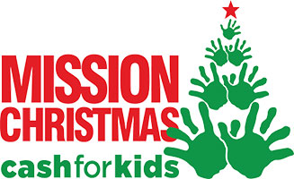 Mission Christmas cash for kids