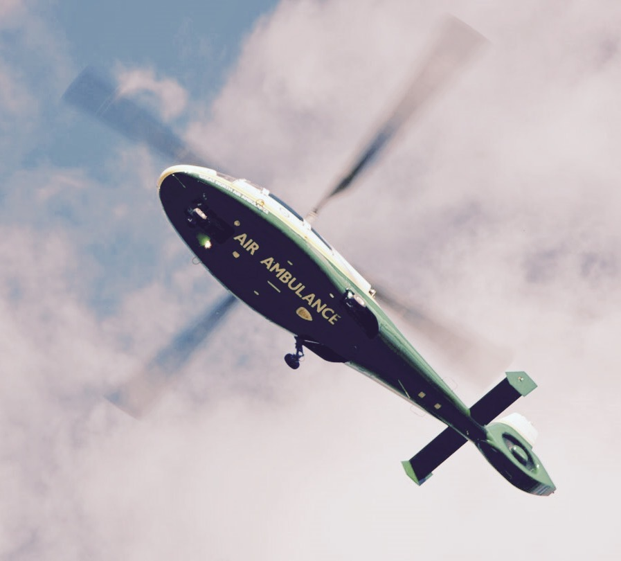 Great North Air Ambulance Service praises Multiflight for its helicopter flight training