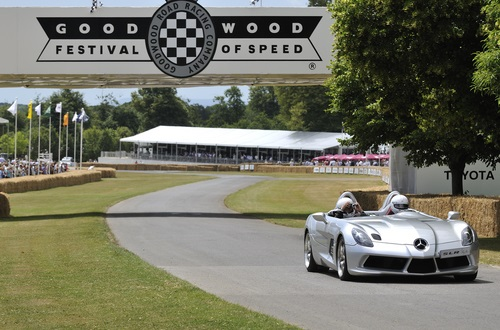 Travel by luxury helicopter to the 2017 Goodwood Festival of Speed with Multiflight