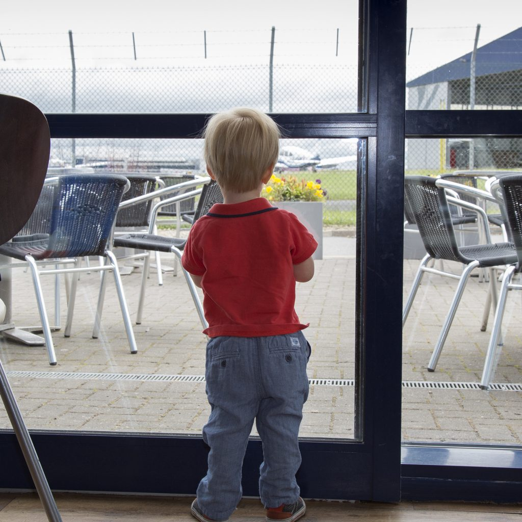 Multiflight Café; a great place to visit with your children during the school holidays