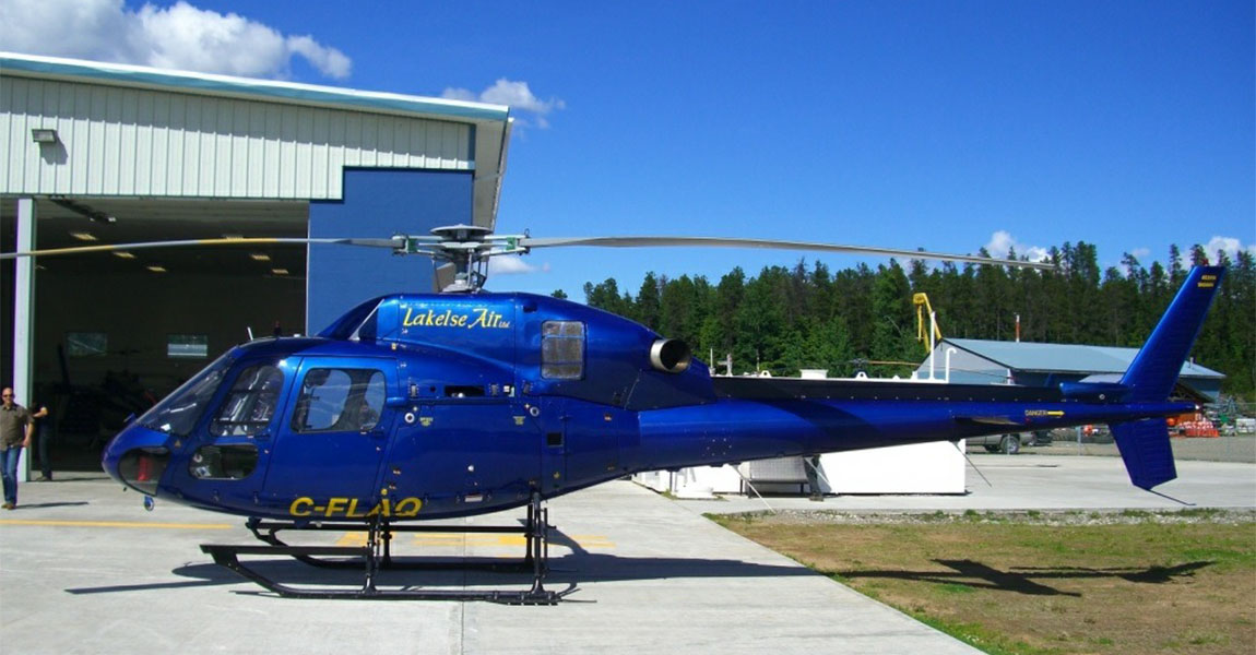 multiflight 1999 Eurocopter AS355N