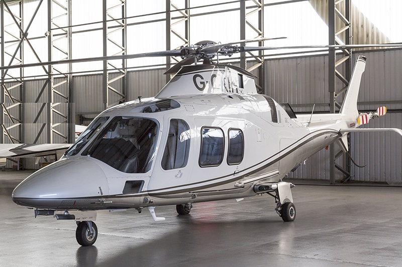 Multiflight has welcomed a 109S helicopter to its fleet.