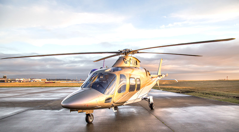 Helicopters for sale Multiflight