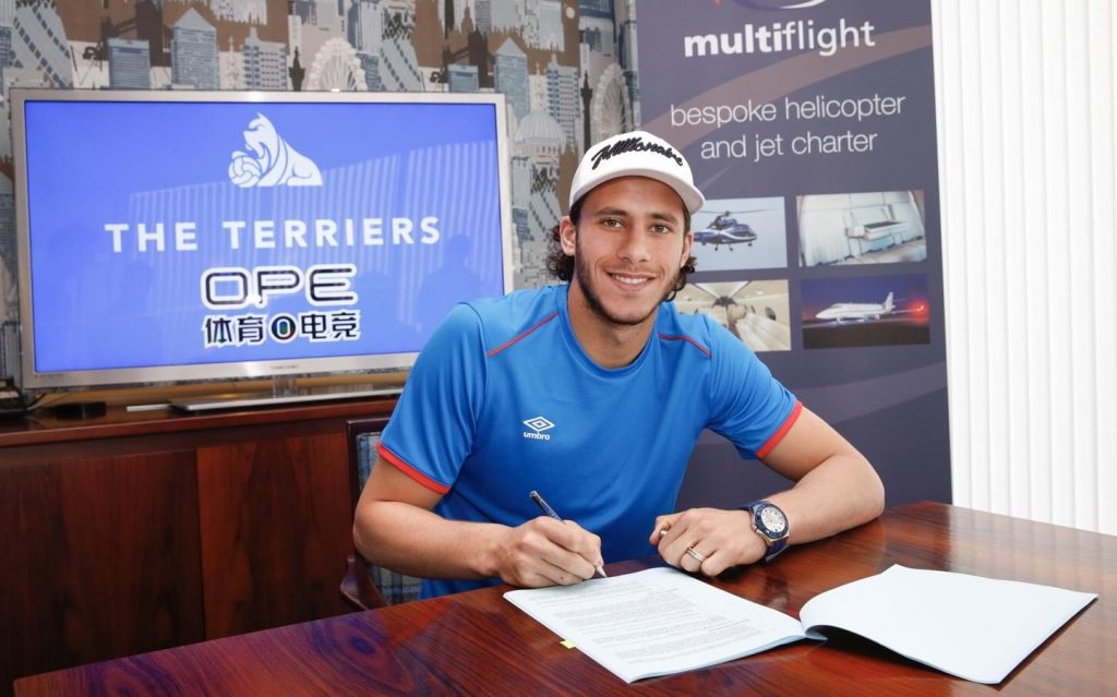 Multiflight the go-to company for Ramadan Sobhi signing travel arrangements