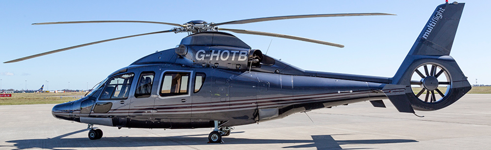 Charter a luxury helicopter to the 2018 British Grand Prix with Multiflight