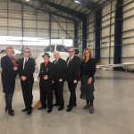 Famous band from 60s marks reforming with memory lane publicity shoot at Multiflight