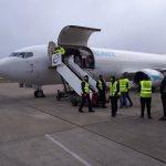 Four-legged passengers 'neigh' problem for Multiflight