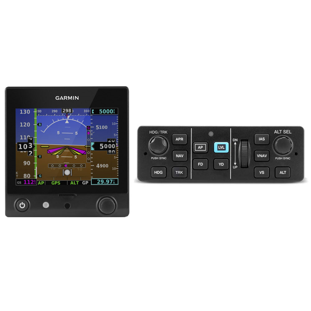 Garmin GFC 500 now approved for Cessna 180 and 185 series aircraft