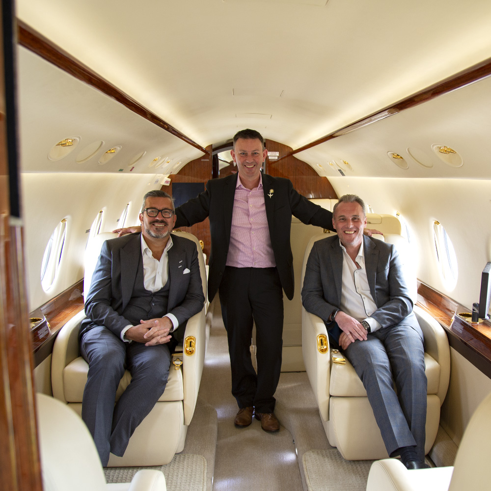 Partnership takes off for another season for Multiflight and Huddersfield Town
